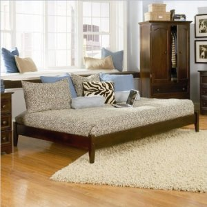 daybed plain jane wood platform