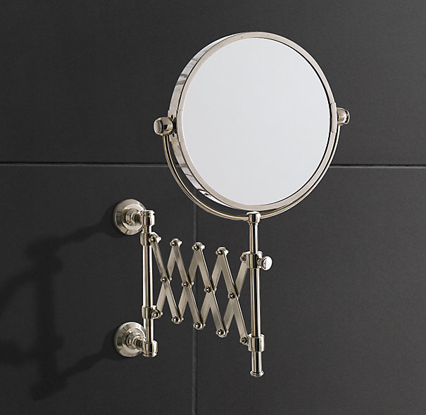 Bathroom extension mirrors
