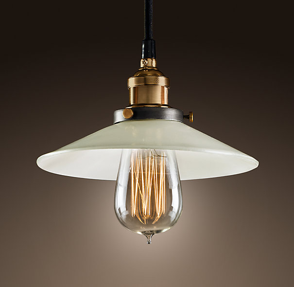 Pendant Light Over Kitchen Sink: My Restoration Hardware Bathroom Dreams