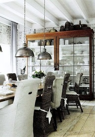Farmhouse Dining Room Light Fixtures
