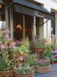french flower shop