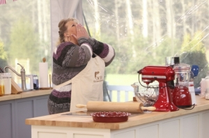 baking -- francine #2