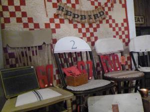 redbird booth