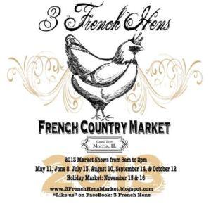 Three French Hens schedule