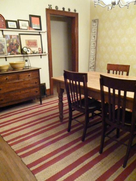 art ledges bungalow dining room part 3