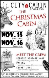 cabin christmas flyer re-do