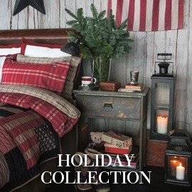 lexington co. holiday collection bedroom snapshot