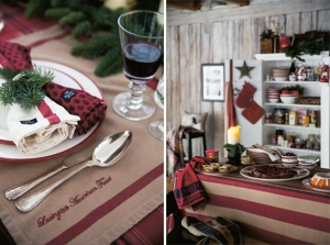 lexington co. holiday dining room #2