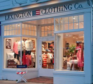 lexington co. storefront east hampton