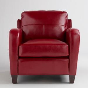 red leather chair -- take 2 -- #2