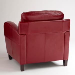 red leather chair -- take 2 -- #3
