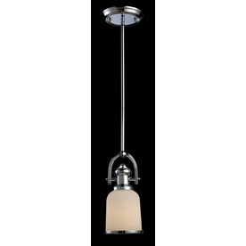 "Westmore 5"" pendant Lowe's Polished chrome"