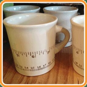 mug measuring stick