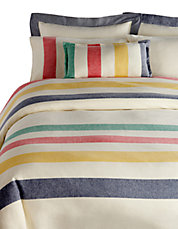 striped flannel sheets