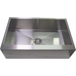 sink -- stainless farmhouse