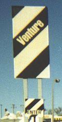venture signage