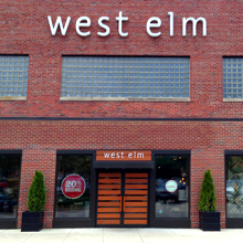 west elm facade lincoln park