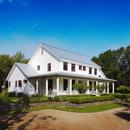 farmhouse style vacation home redbird