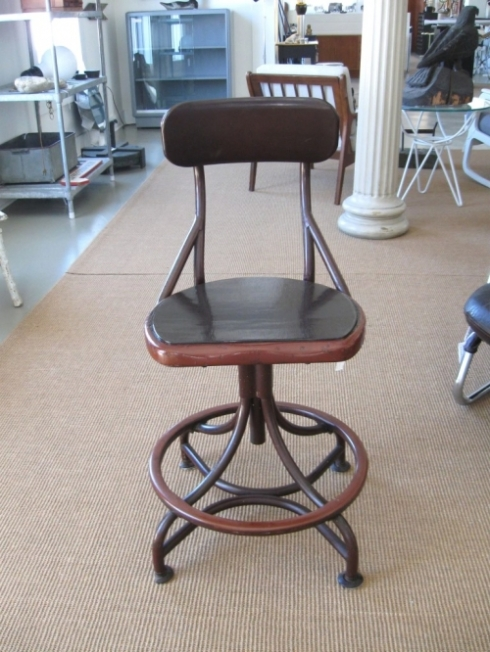 Switchboard stool