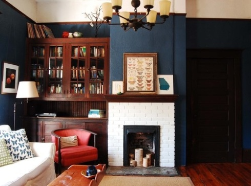 navy houzz