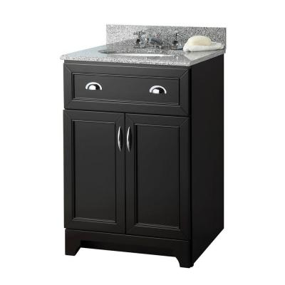 bathroom vanity -- espresso home depot