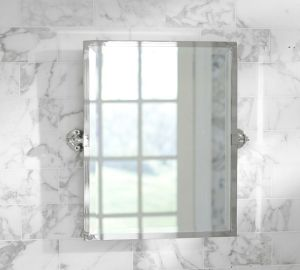 mirror o' bath -- pottery barn kennsington