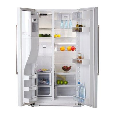 IKEA fridge -- interior