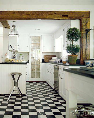Kitchen Floor Tile Is En Route! | REDBIRD
