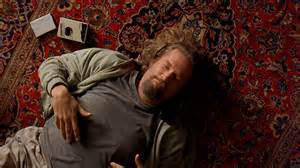 big lebowski on rug