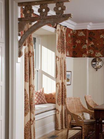 corbel doorway -- sarah richardson