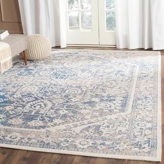 rug patina gray and blue #2