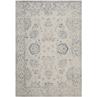 rug patina gray and blue overstock