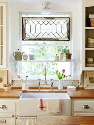 shelf across winder -- bhg