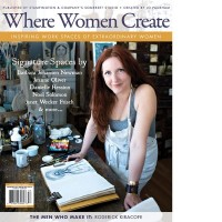 where women create magazine