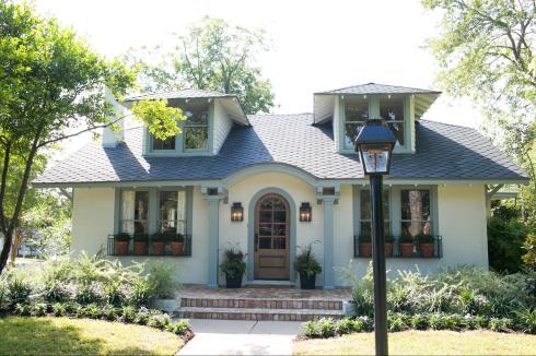 fixer uper bean house front exterior