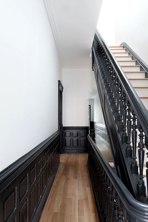 gray stairs decorush