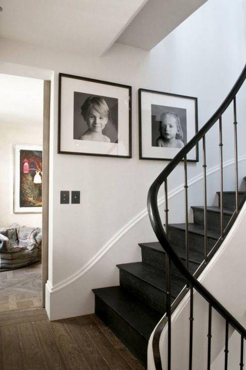 gray stairs my domaine