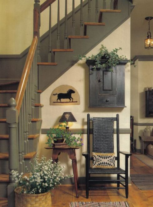 gray stairs turnstiledecor