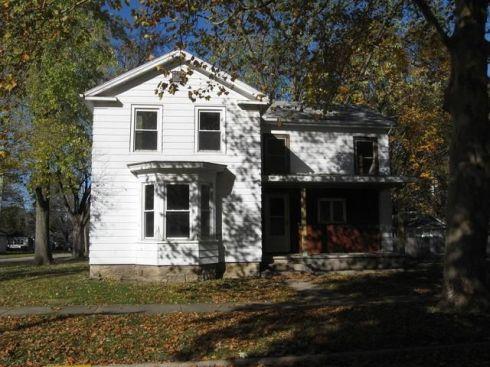 redbird blog -- 2 story house on benton exterior