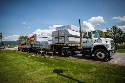 TOH -- big truck