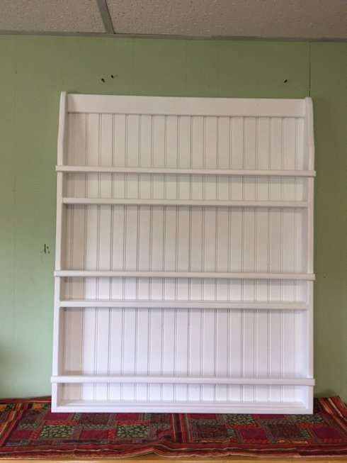 plate rack applewoood crafts overall view