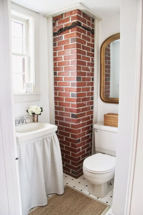 skirt-of-sink-brick-wall