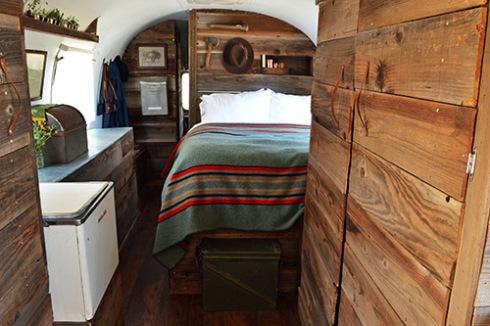 trailer-with-wood-walls-pendleton-blanket