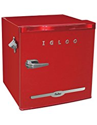 appliance -- igloo retro bar fridge