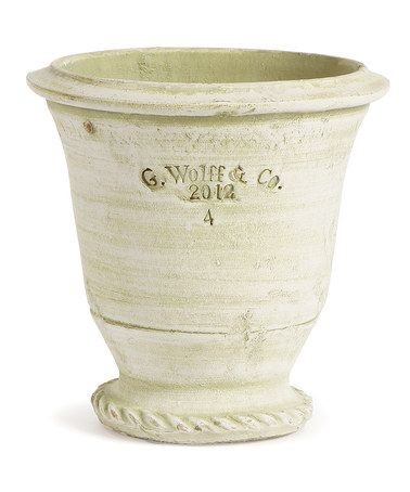 guy wolf white pot like mine