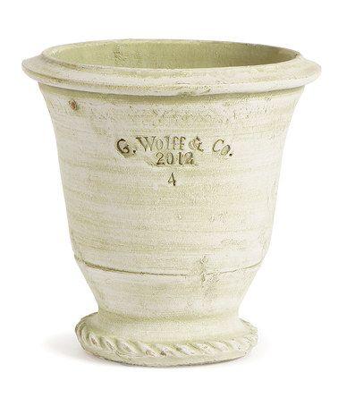 guy wolf white pot like mine