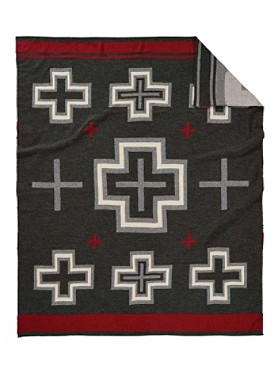 pendleton san miquel knit throw