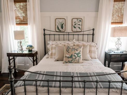 hometown -- house bedroom after