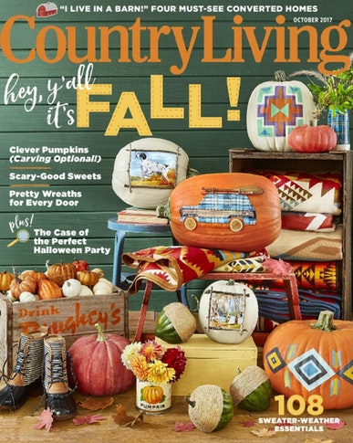 country living october 17