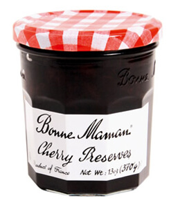 preserves of cherry